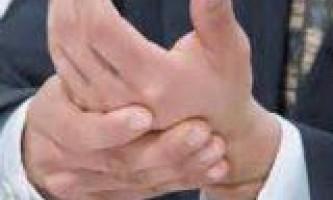 Болять суглоби у людини причини