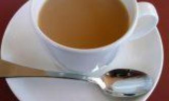 Чай з молоком для схуднення молокочай