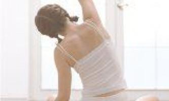Фізичні вправи при сколіозі людини