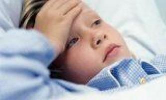 Головний біль у маленьких дітей