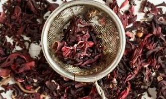 Чай каркаде: корисні властивості та протипоказання напою