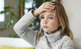 Як лікувати головний біль у дитини