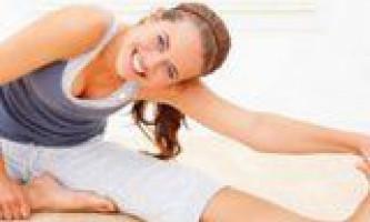 Комплекс вправ для зміцнення м`язів ніг