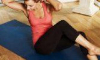 Лікувальна гімнастика від болів в спині