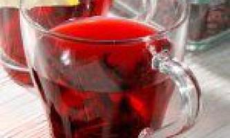Лікувальні властивості чаю каркаде