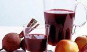 Лікувальні властивості бурякового соку