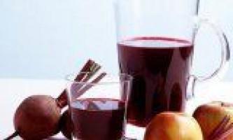 Лікування організму і захворювань соками