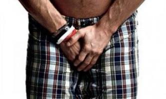 Молочниця (кандидоз) у чоловіків
