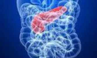 Порушення функцій підшлункової залози