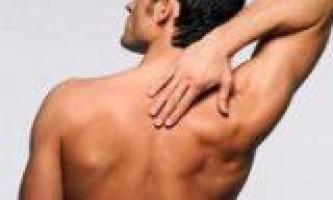 Неврологічні симптоми остеохондрозу хребта
