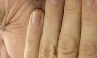 Ускладнення середнього отиту менінгіт