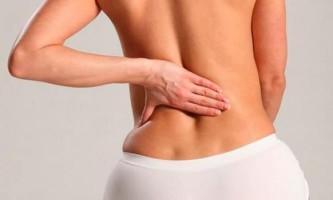 Остеохондроз поперекового відділу хребта: симптоми, масаж, ознаки