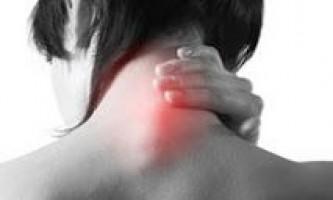 Остеохондроз шийного відділу хребта. Діагностика. Лікування. Профілактика