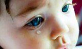 Гостре харчове отруєння малюка