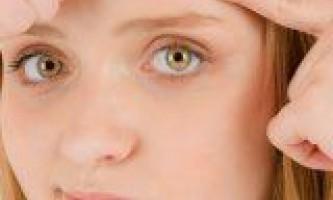 Чому з`являються прищі на обличчі