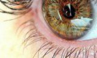 Повна втрата зору з віком