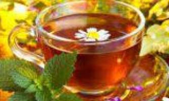 Користь трав`яних чаїв для здоров`я організму