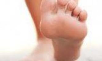 Правильний догляд за ногами і стопами