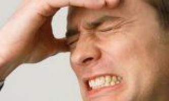 Причини болю в області чола