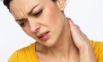 Причини болю в ділянці потилиці