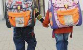 Причини порушення постави у дітей