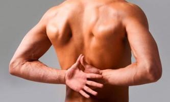 Причини появи болів в спині