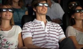 """Перегляд 3d-фільмів допомагає поліпшити """"влада"""" мозку"""