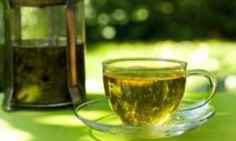 Рак порожнини рота: зелений чай проти!