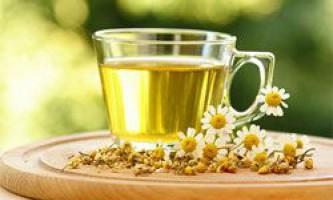 Рецепти трав`яного чаю