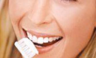 Найпоширеніші помилки при чищенні зубів