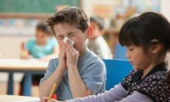 Сезон народження пов`язаний з ризиком алергії
