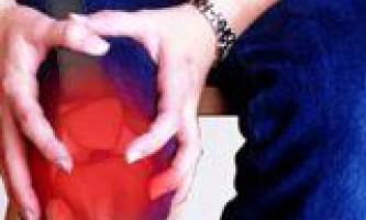 Симптоми і лікування артрозу суглобів