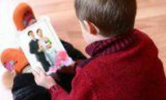 Вплив розлучення батьків на дітей