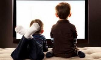Всього година телебачення в день пов`язаний з нездоровим вагою у дошкільнят