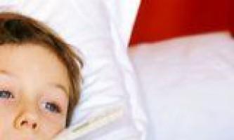 Захворювання менінгіт у маленьких дітей