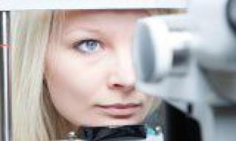 Захворювання зорового нерва у людини