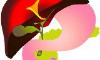 Захворювання жовчного міхура в організмі